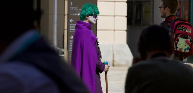 Wo ist Batman