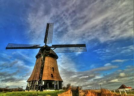 Im Land der Windmühlen