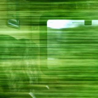 Fahrt ins Grüne