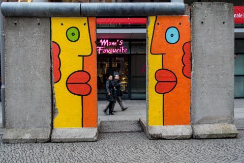 Kunst auf Beton Berlin