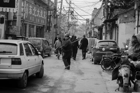 Streets of Peking