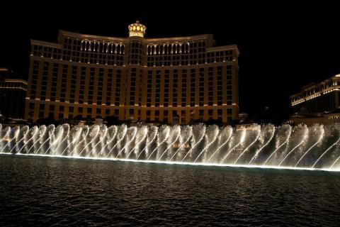 Waving Fountains