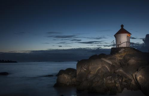 Lighting up the Lighthouse