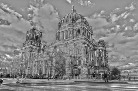 Berlin monuments Art