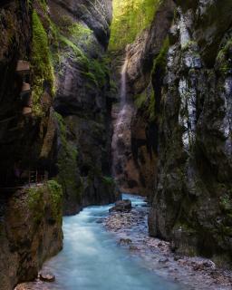 Partnachklamm bei Garmisch