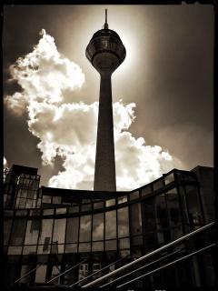 Fernsehturm Düsseldorf