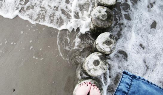 Über den Wellen