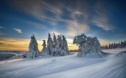 Winter Clouds