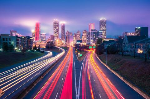 Morgens is Atlanta