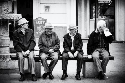 Das Rentnerleben ...