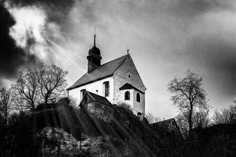 Die Klaussteinkapelle