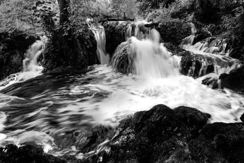 Dooser Wasserfall