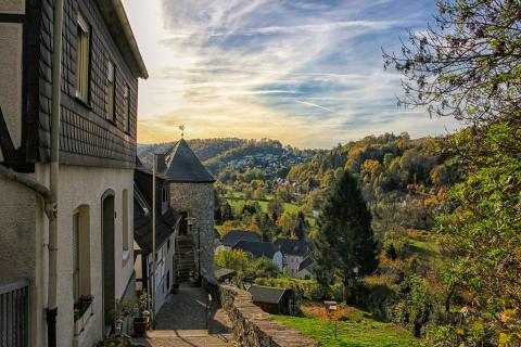 Postkarte Ansicht in Arnsberg