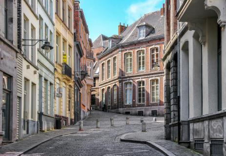 Altstadt von Mons