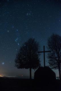 Orion und seine Komparsen