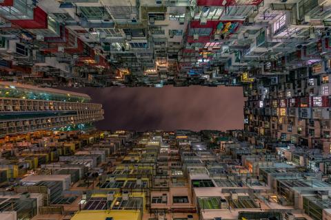 Hong Kong Island Yick Cheong Building