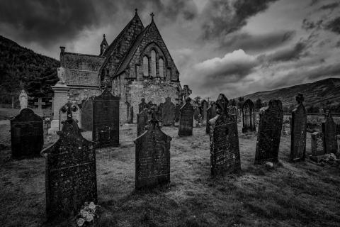 Schottlands dunkle Seite
