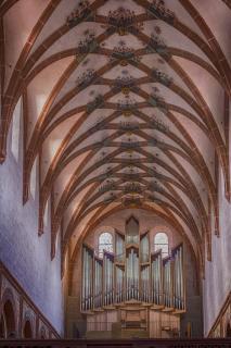 Orgel im Kloster Maulbronn