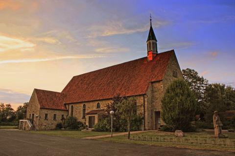 St. Modestus Kirche Ibbenbüren-Dörenthe