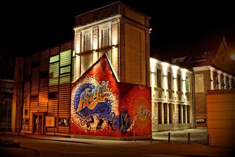 Kulturzentrum Grevener Baumwollspinnerei (GBS)