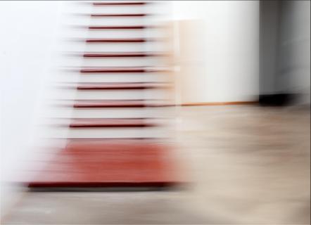Alaaf und Helau die Treppe hinauf