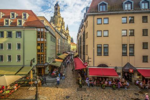 Münzgasse(Dresden)