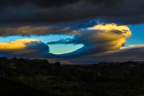 09 Wolkenformationen Peter Nagel