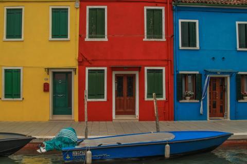 24 Rot,Blau,Gelb Peter Nagel