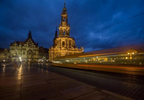Dresden Schloßplatz