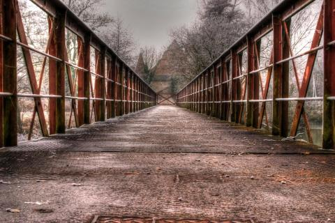 vereiste Brücke