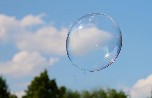 Blase der Träume