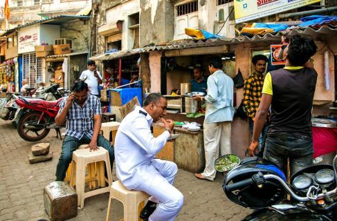 Essen in Mumbai