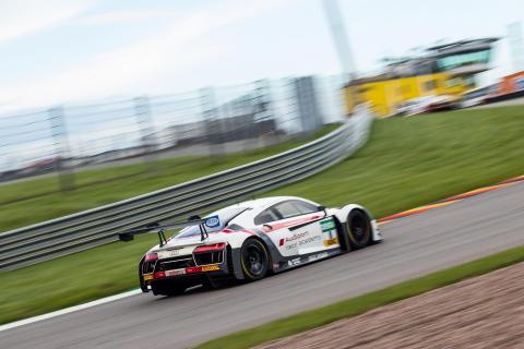 Audi R8 am Sachsenring