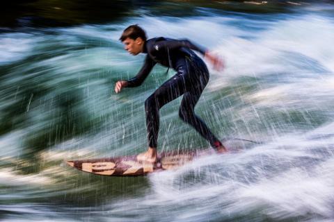 Stehende Welle I