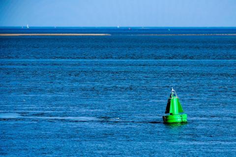 Wattenmeer vor Vlieland