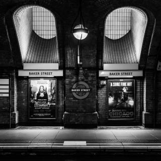 Baker Street Tube-Station