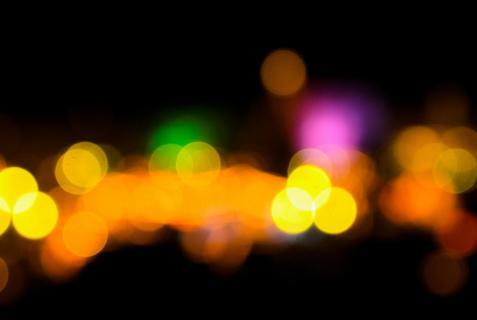 Weihnachtsmarkt Lichter