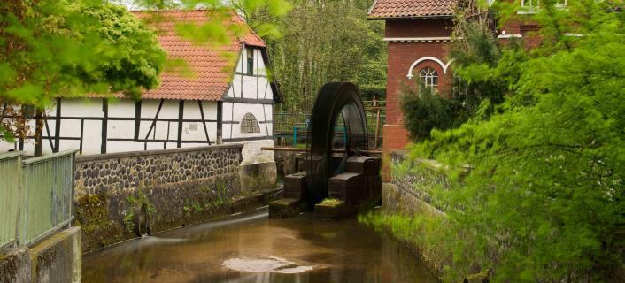 Rotbachmühle bei Hiesfeld