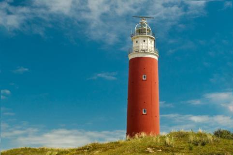 Der Leuchturm von Texel!
