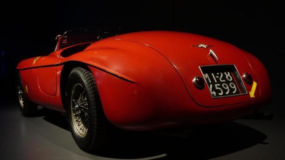 Casitalia 202 Sc Berlinetta