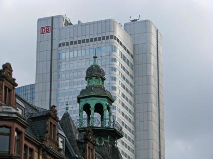 Alte und Neue Architektur