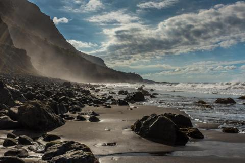 Surfstrand Playa del Socorro, Teneriffa