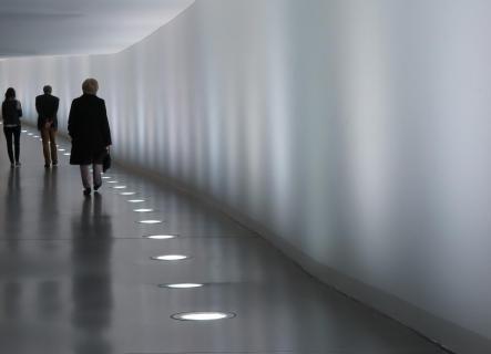 Reichstag - der lange Gang