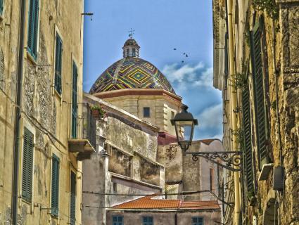Alghero - Sardinien - Duomo