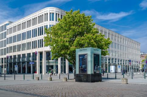 Opernplatz in Hannover