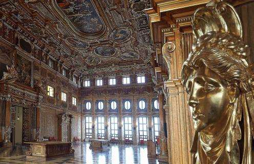 Goldener Saal in Augsburg