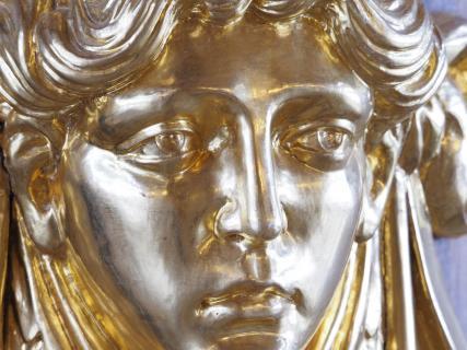 Goldportrait