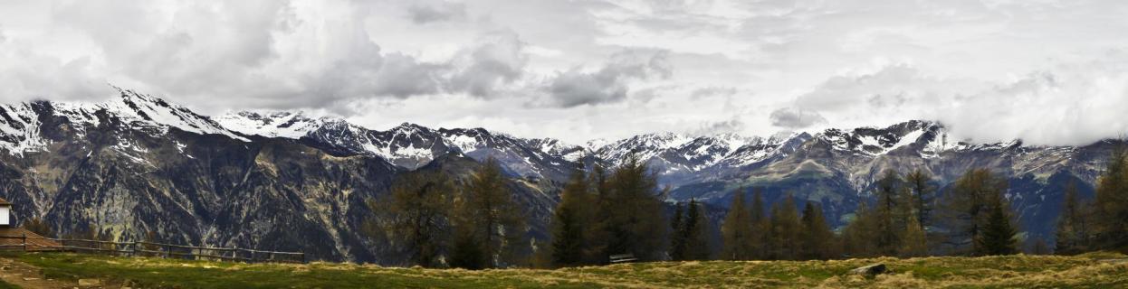 Panorama Passeiertal