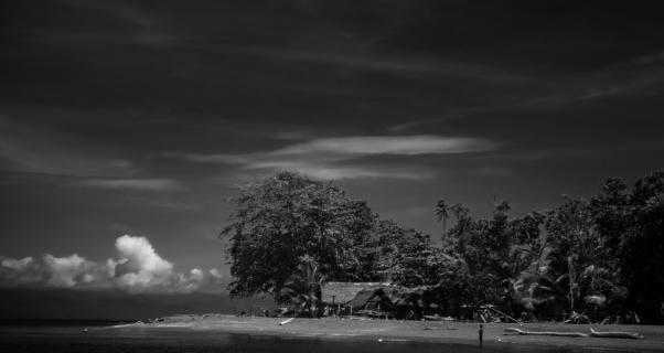 Tropisches Paradies - Insel Karkar