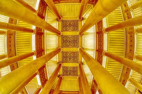 Alte Architektur - so schön.